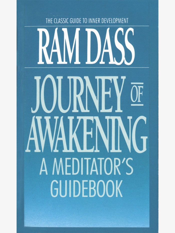 Journey of Awakening: Meditator's Guide Book
