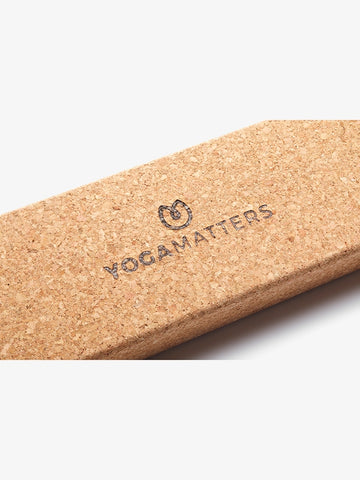 Yogamatters Cork Wedge