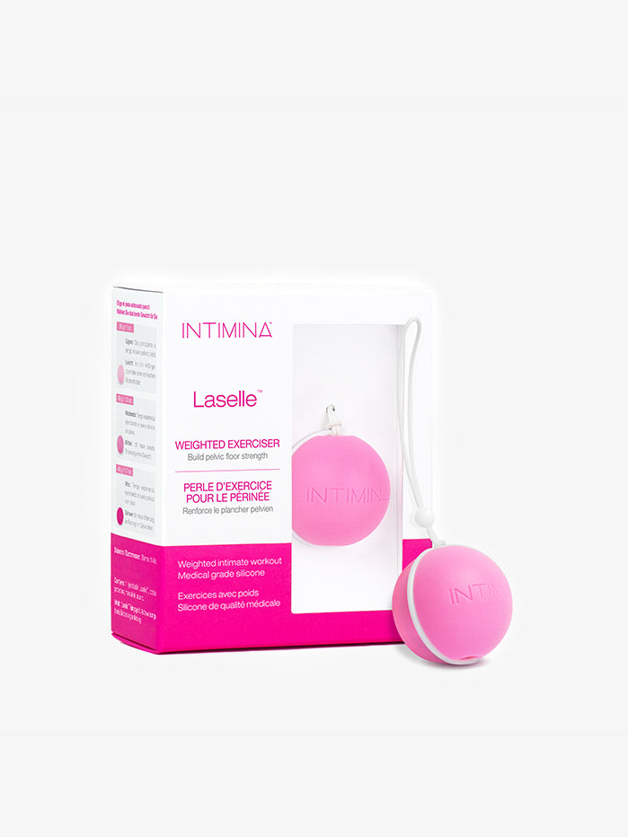 Intimina Laselle Weighted Pelvic Floor Exerciser - Moderate