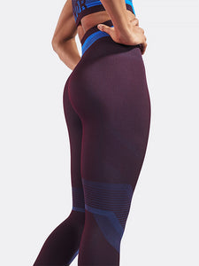 LNDR Solar Leggings - Blackberry