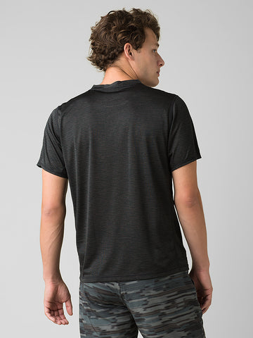 PrAna Hardesty T-Shirt - Blackout
