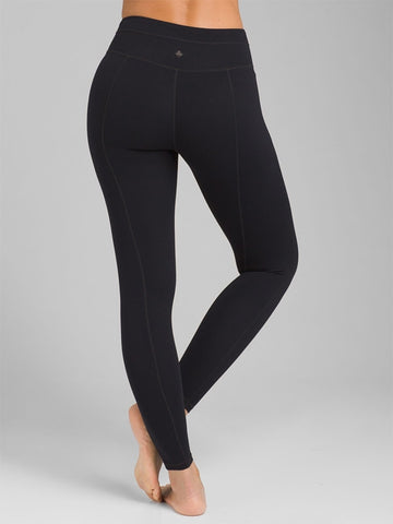 prAna Momento 7/8 Leggings - Black