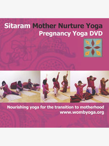 Sitaram Mother Nurture Pregnancy DVD