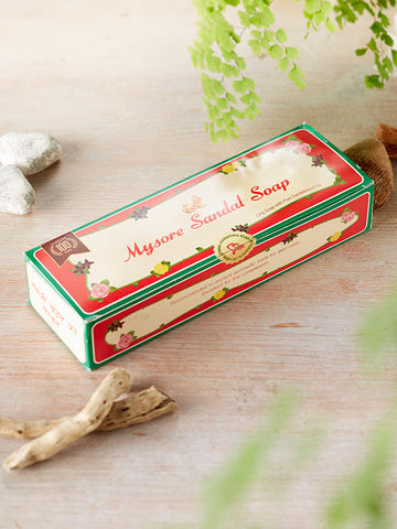 Mysore Sandalwood Soap - Pack of 3
