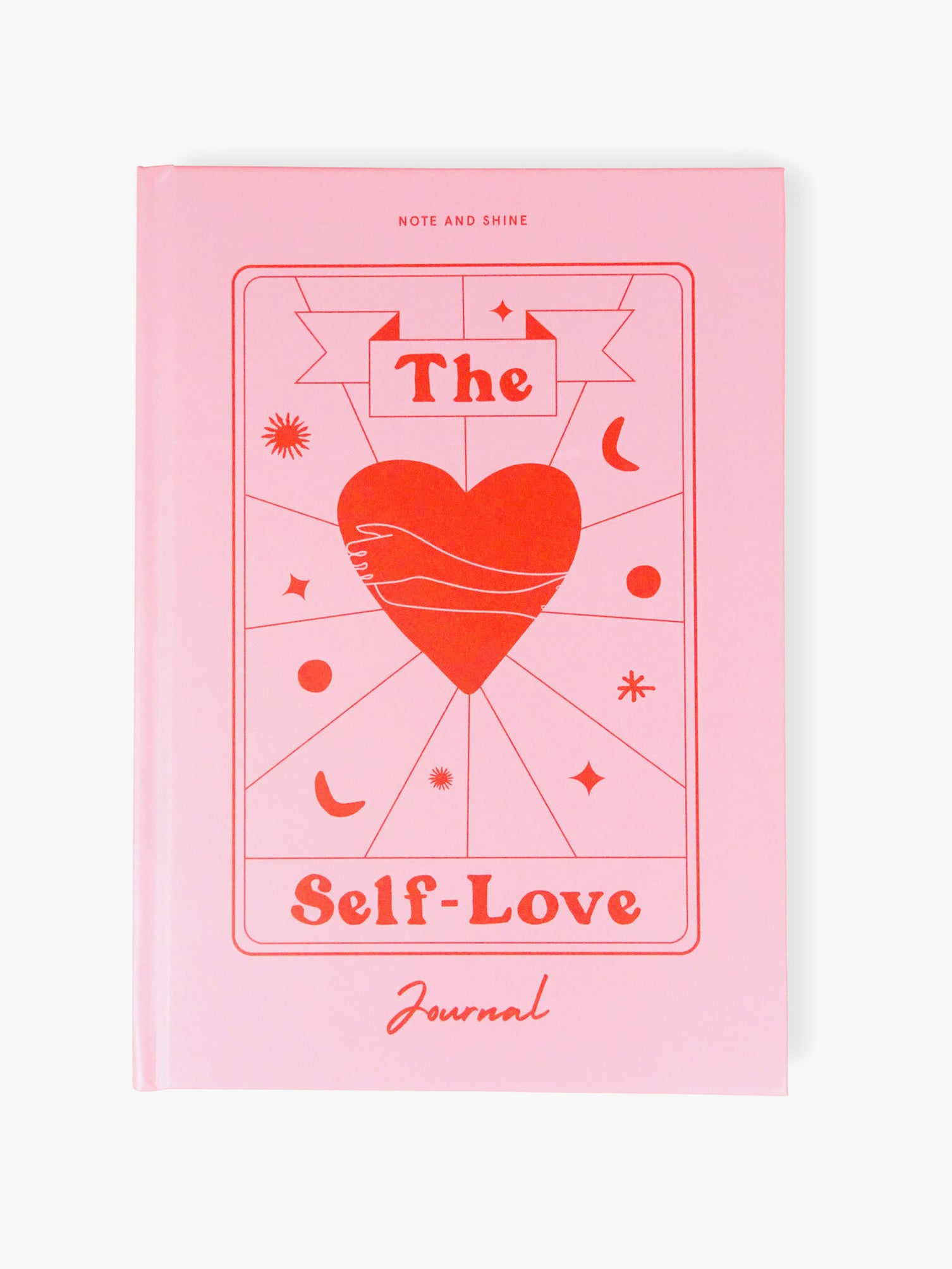 Note and Shine A5 Self-Love Journal
