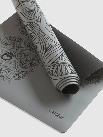 OHMat Extra Strong Grip Yoga Mat - Rama