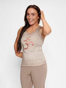 Urban Goddess OM Tank Top - Off Earth