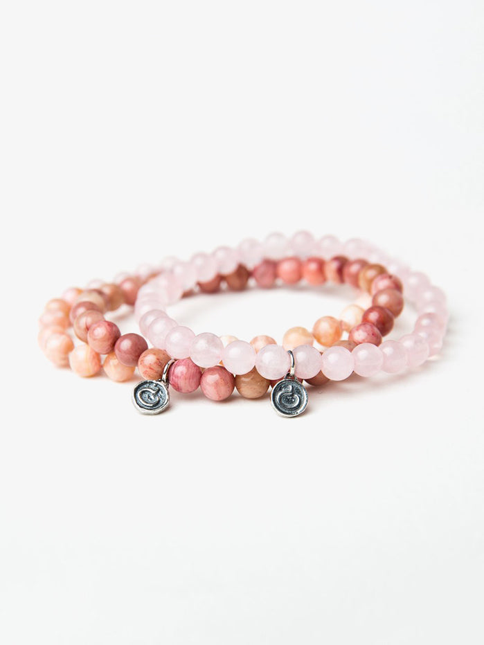 Mala Collective Ombre Bracelet - Pink