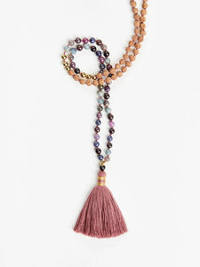 Mala Collective Ruby Sunset Mala