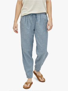 Patagonia Island Hemp Beach Pants - Ink Black