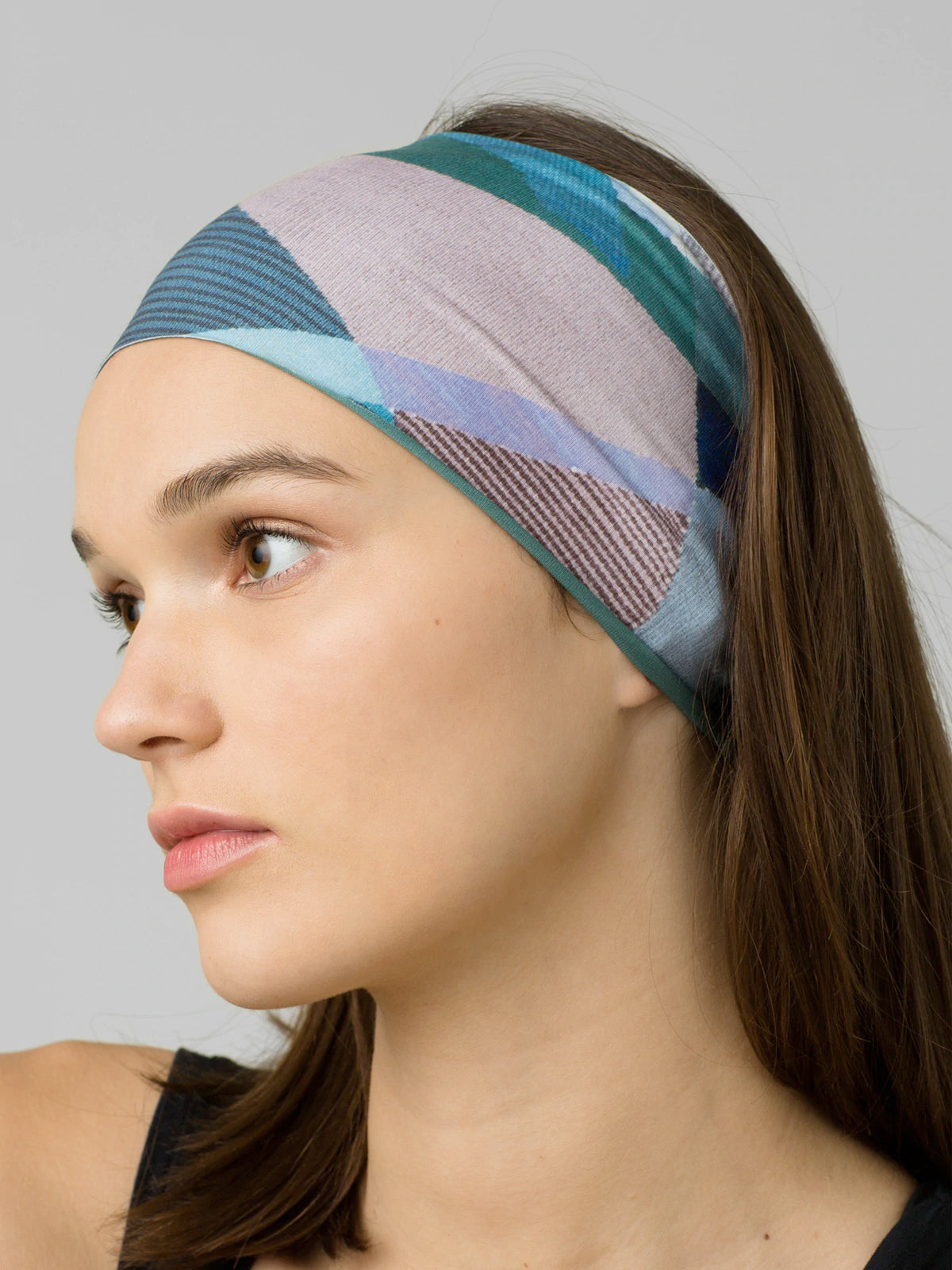 PrAna Large Headband - Peacock Mixer