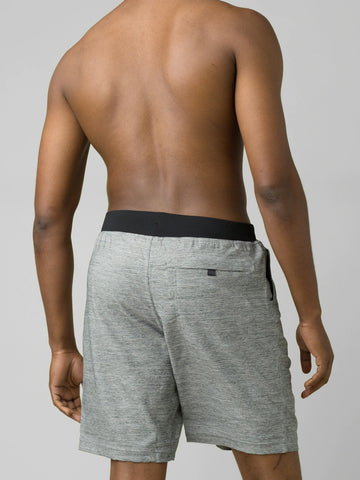 PrAna Peak to Creek Short - Heather Grey