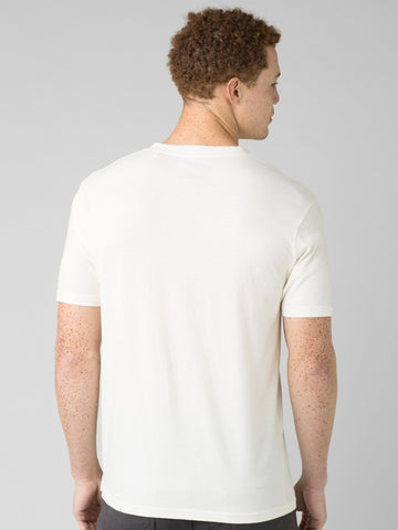 PrAna V-Neck T-Shirt - White