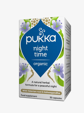 Pukka Night Time Capsules
