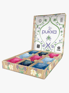 Pukka Wellbeing Tea Selection Box - Relax