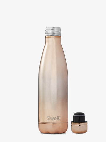 S'well 500ml Bottle - Rose Gold Ombré