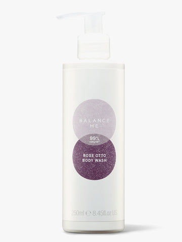 Balance Me Rose Otto Body Wash 250ml