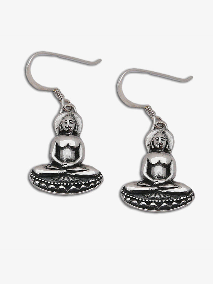Shanti Boutique Buddha Earrings