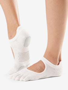ToeSox Dance Full Toe Prima Bellarina - Sweet Pea