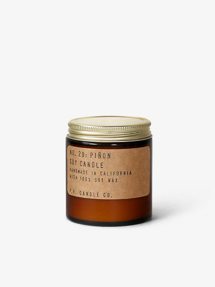 P.F. Candle Co 3.5oz Soy Candle - Pinon