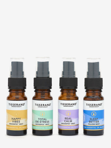 Tisserand Little Wellbeing Wonders Collection