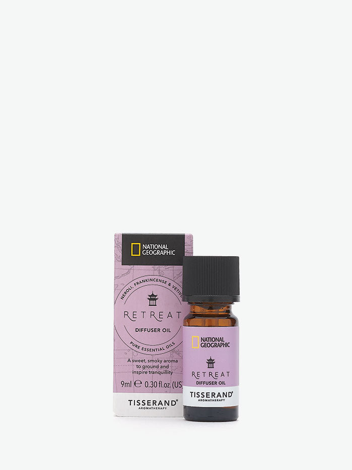 Tisserand National Geographic Diffuser Oil - Retreat