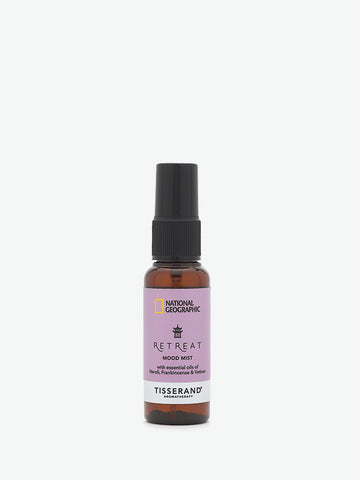 Tisserand National Geographic Mood Mist - Retreat