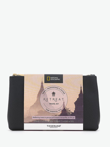 Tisserand National Geographic Travel Kit - Retreat