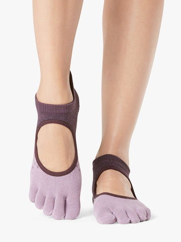 ToeSox Grip Full Toe Bellarina - Majestic