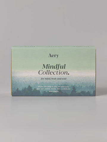 Aery Mindful Collection Votive Candle Gift Set