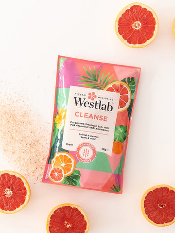 Westlab Bathing Salts - Cleanse