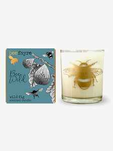 Candle Bee Wild