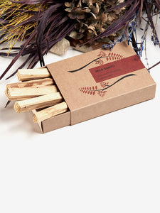 Worldly Aromas Palo Santo - 5 Sticks