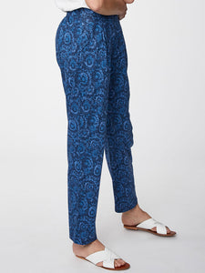 Thought Valeria Trousers - Ultramarine