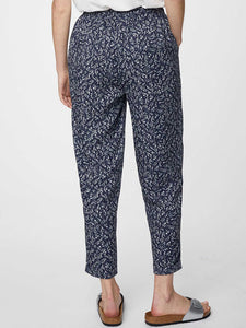 Thought Rametto Trousers - Dark Navy