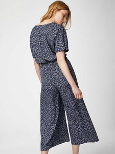 Thought Rametto Jumpsuit - Dark Navy