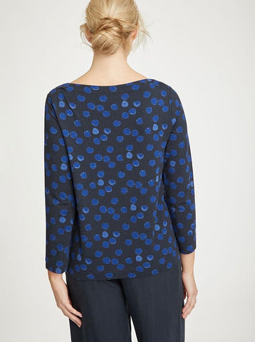 Thought Dorete Top - Midnight Navy