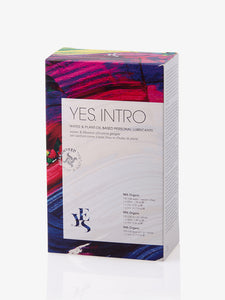YES INTRO Natural Lubricant Pack