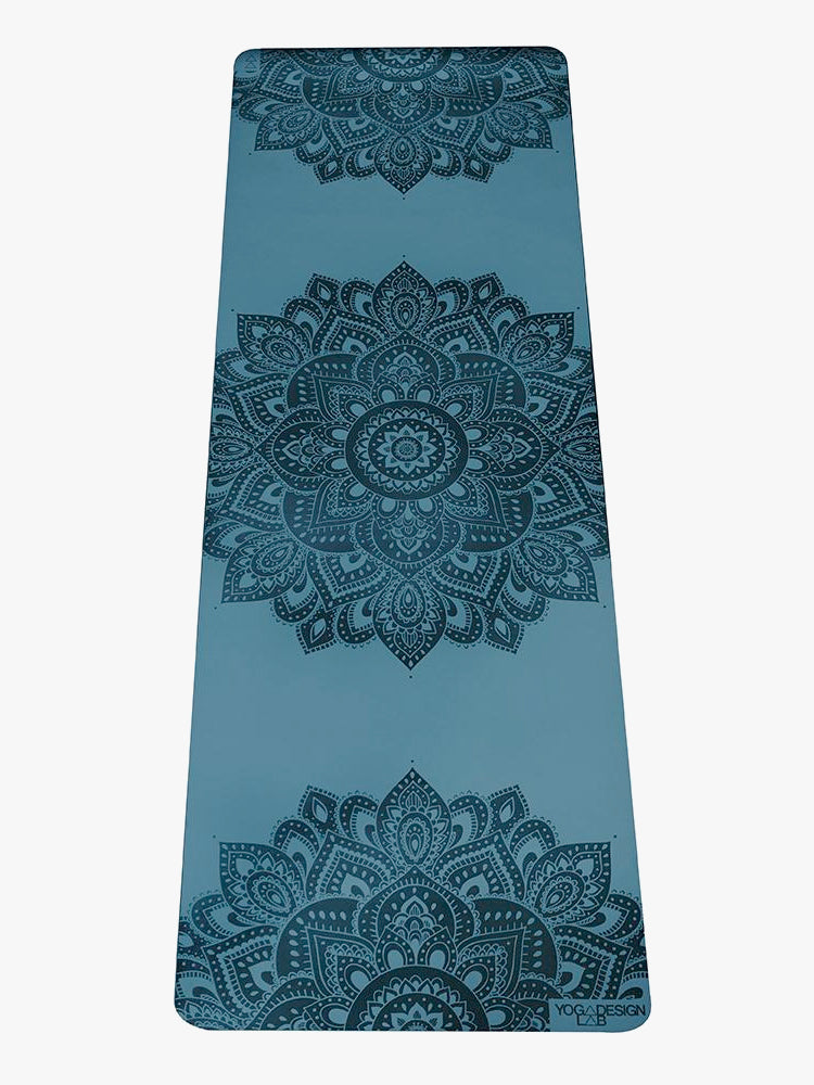 Yoga Design Lab Infinity Mat 5mm - Mandala Teal