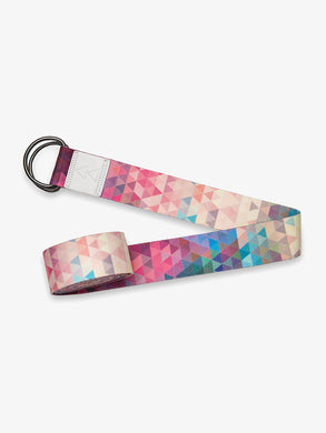 Yoga Design Lab Yoga Strap Tribeca Sand