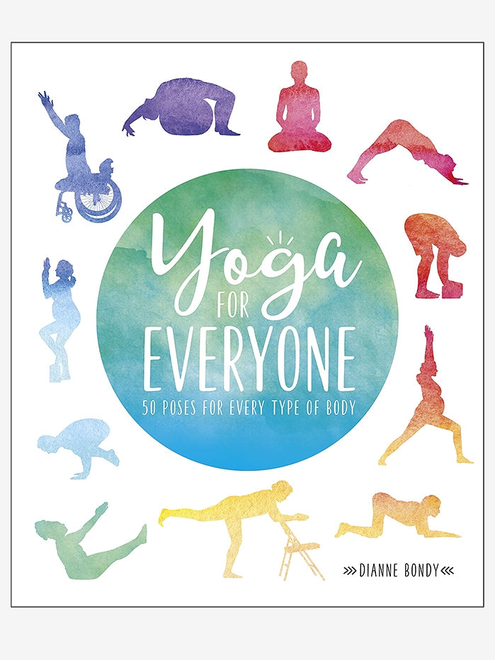 Yoga for Everyone:50 Poses for Every Type of Body
