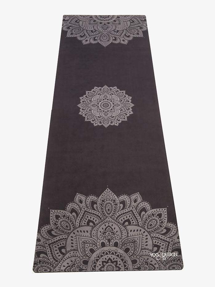 Yoga Design Lab Studio Mat - Mandala Black