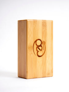 Yoga-Mad Hollow Bamboo Brick