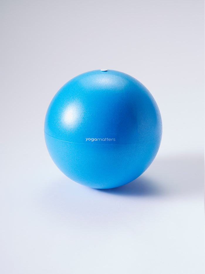 Yogamatters Blue Exercise Ball - 18cm