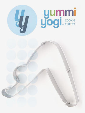 Yummi Yogi Cookie Cutter Downward Do