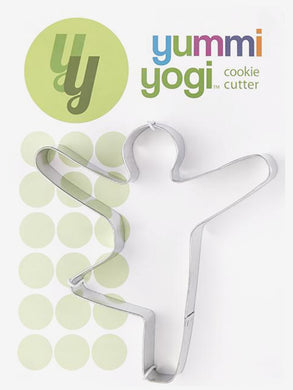 Yummi Yogi Cookie Cutter Tree Pose