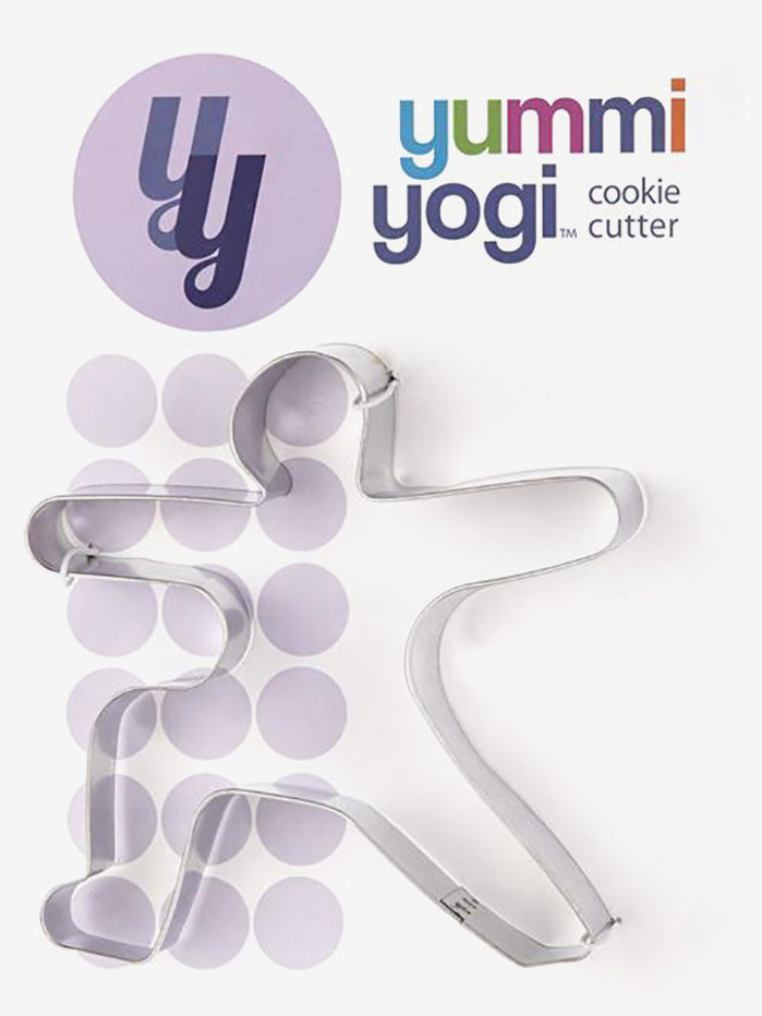 Yummi Yogi Cookie Cutter Warrior 2