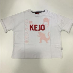 T-shirt Kejo crop top