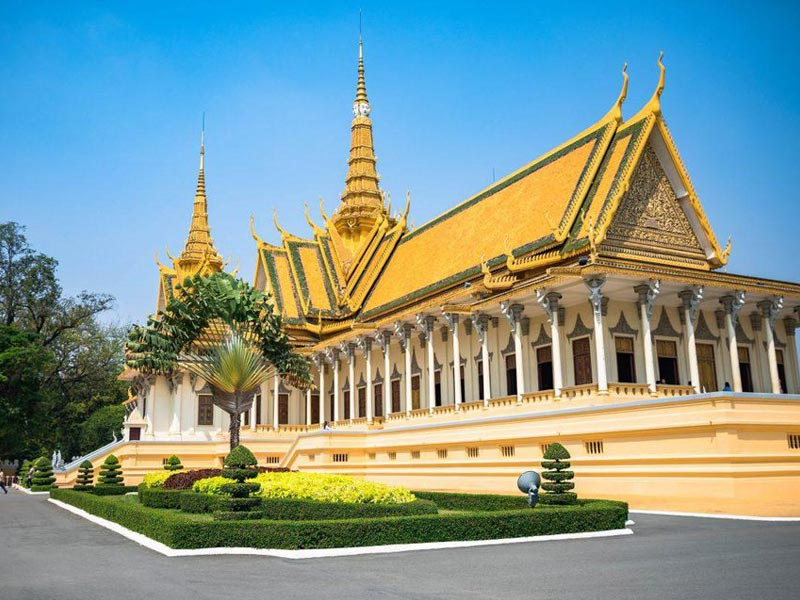 Cambodia 8 DAYS 6GB Data Service