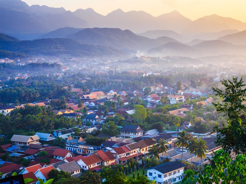 Laos 8 DAYS 6GB Data Service